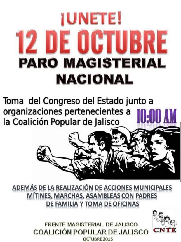 Frente Magisterial de Jalisco
