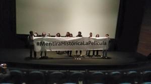 #MentiraHistoricaLaPelicula