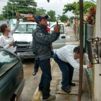 Criminalización a usuarios CFE en resistencia civil en Candelaria, Campeche y las Choapas, Veracruz.