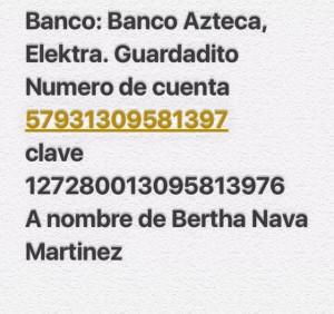 Ayotzinapa solidaridad con doña Bertha Nava