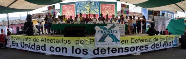 MAPDER XII Declaracion de Jalcomulco
