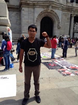 Omar Garcia - Ayotzinapa