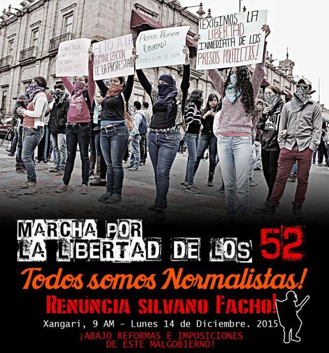 Marcha por la libertad de los 52