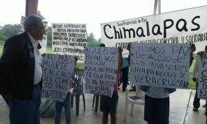 Comunicado Caravana por los Chimalapas