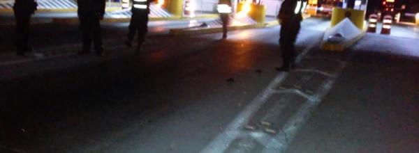 28 feb: Policía Federal agrede a caravana de madres y padres de Ayotzinapa