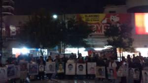 Ayotzinapa en Monterrey 1