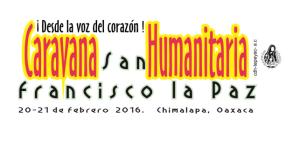 Caravana Humanitaria a San Francisco La Paz