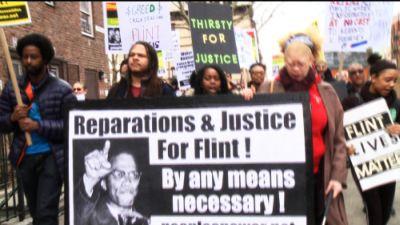 Flint Guerra de agua contra los pobres