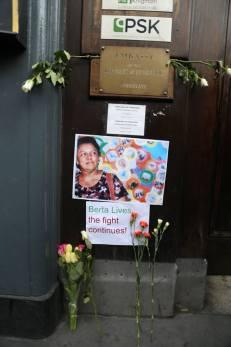 20160308 Por Berta Caceres en Londres 6
