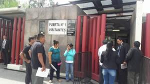Ayotzinapa en el congreso 1