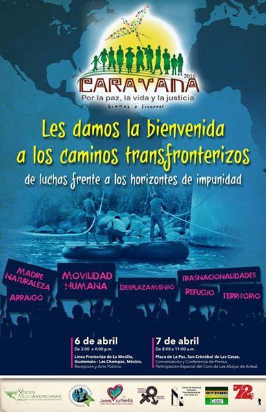 Caravana por la paz la vida y la justicia1