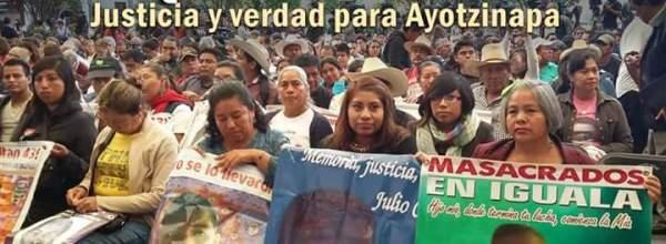 En este momento transmisión en vivo del segundo informe del GIEI #Ayotzinapa