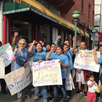 La Democracia Participativa Impulsa el Movimiento en contra de la Gentrificación en El Barrio, Nueva York