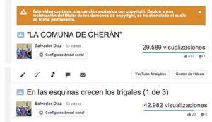 Censura a La Comuna de Cheran