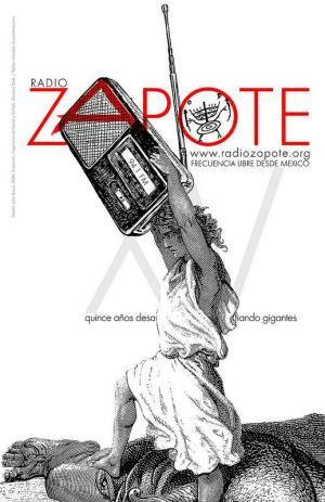 Radio Zapote desafiando gigantes