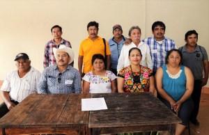 Comunidades indigenas contra megaproyectos