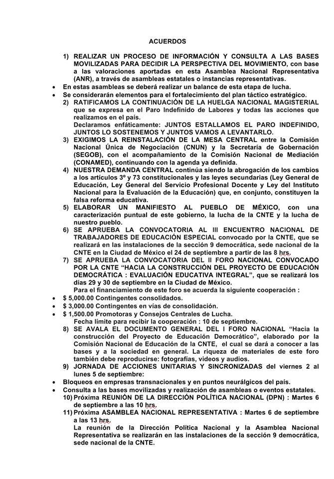 20160901 Acuerdos ANR CNTE 2