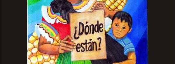 Carteles de la convocatoria a 2 años del 26 de septiembre #Ayotzinapa