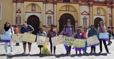 8 de marzo de 2017 en San Cristóbal de Las Casas