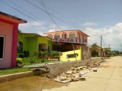 Daños en Puerto Arista 02