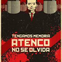 Quiero una huelga grande, para escuchar los pasos del tirano que se marcha