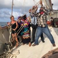 Comunicado zapatista: Sobre el mar