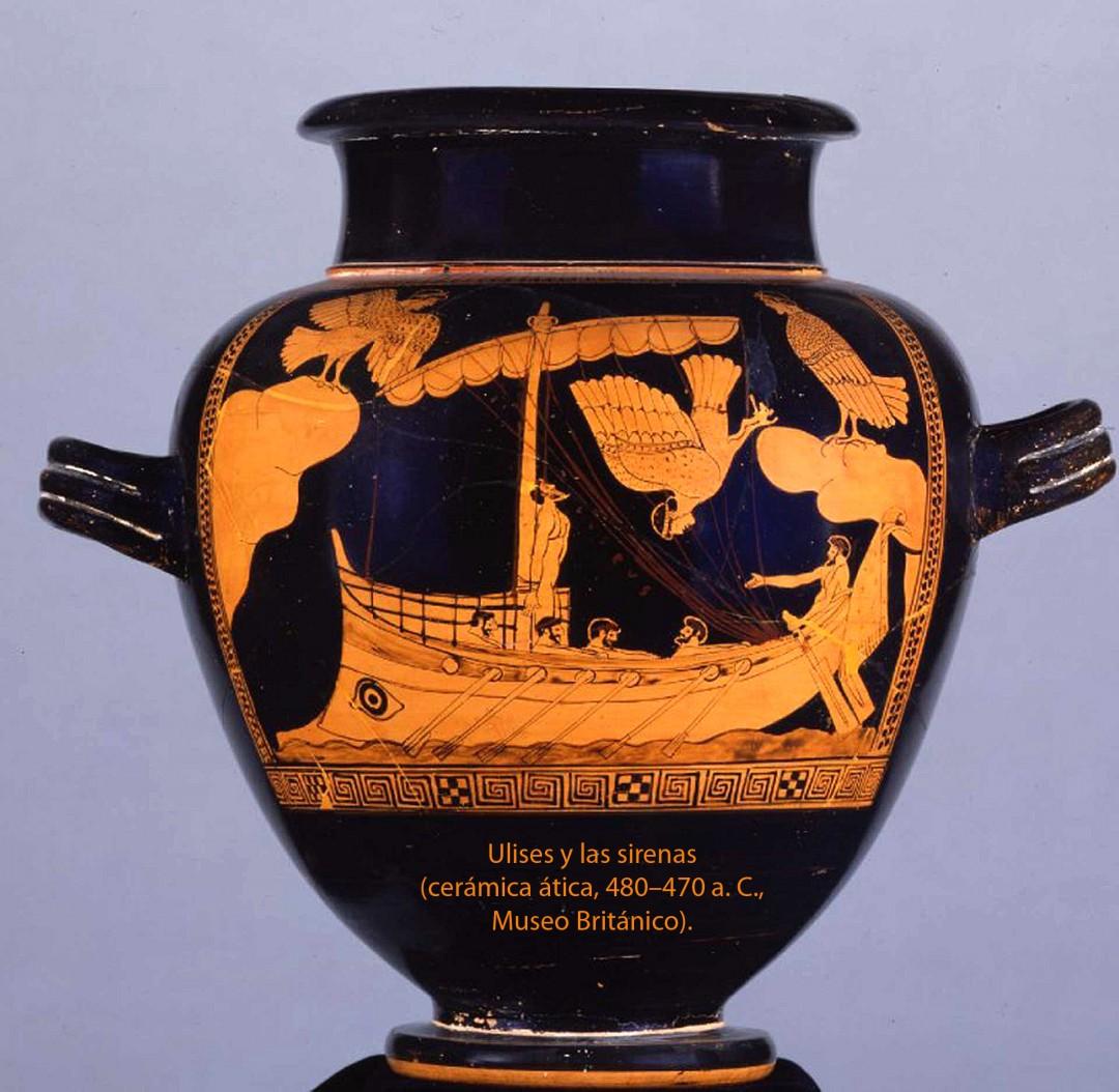 """El mito de Ulises, las Sirenas y las """"fake news"""""""
