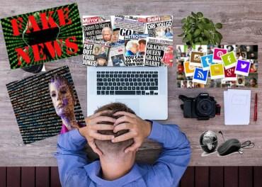 """Canto de Sirenas y """"Fake News"""""""