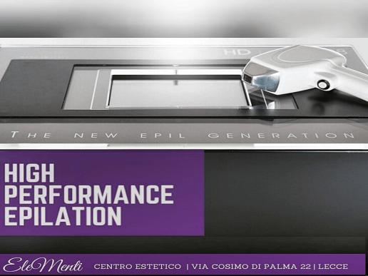 epilazione laser lecce