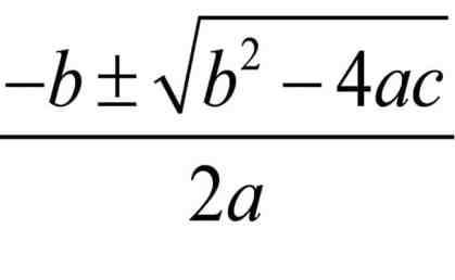 ▷ Ecuaciones de segundo grado. Fórmulas y ecuaciones