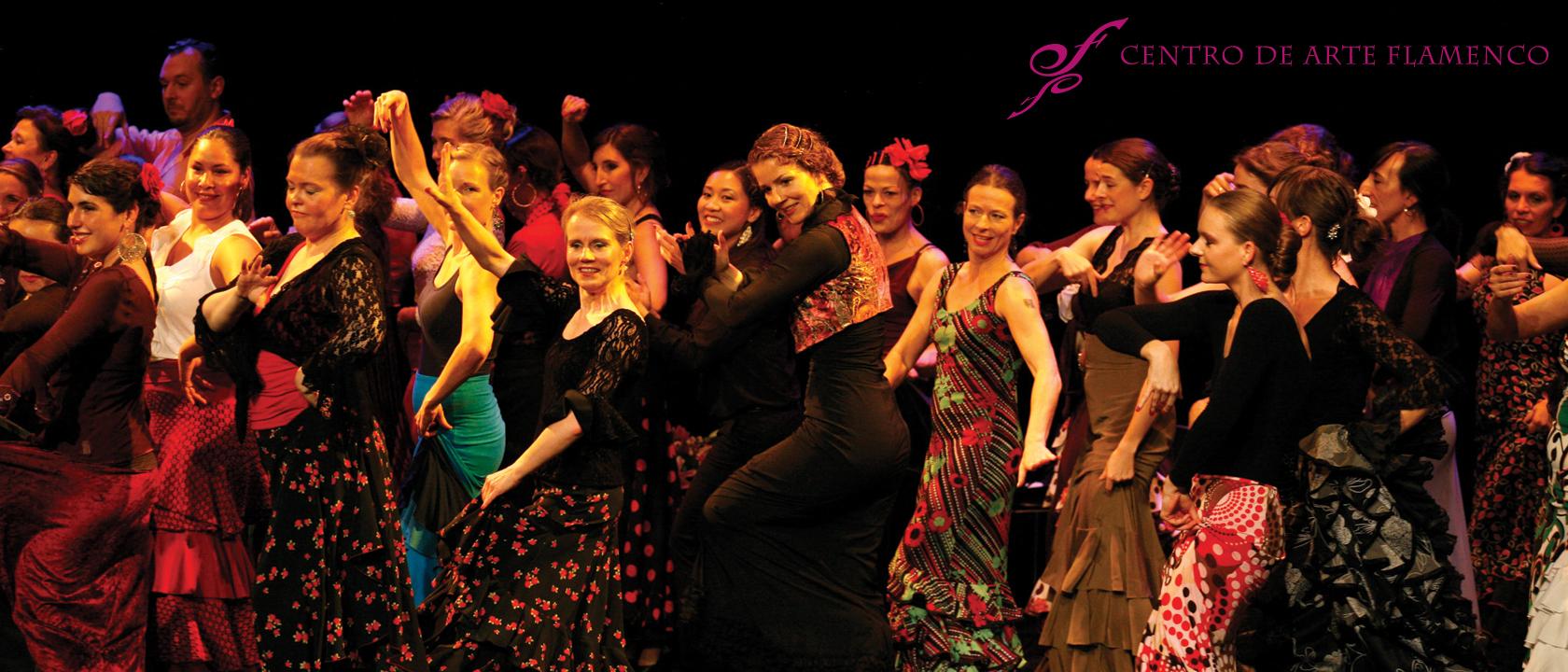centro flamenco header Aufführung