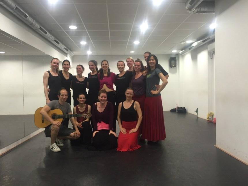 Flamencoreise Centro Flamenco 2016