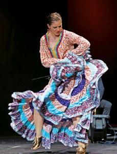Raphaela Stern verano flamenco web