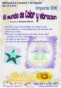 Mundo de color y vibración agosto 2014