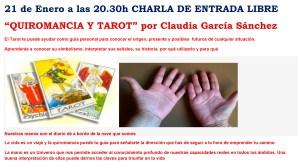 charla Claudia