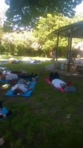 Yoga Insieme - Posizione Distesa