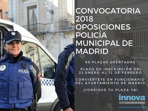 oposiciones policia ayuntamiento