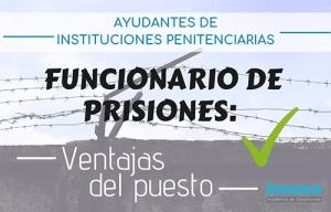 oposiciones funcionarios de prisiones