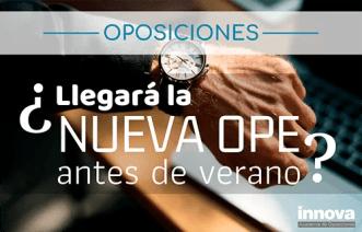 nuevas plazas oposiciones 2019
