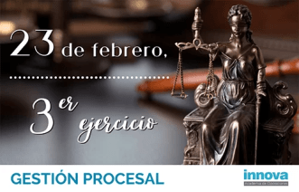 convocatoria oposiciones gestion procesal