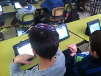 Tecnología en el salón