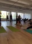 Seminario di Budokon Yoga a Francoforte. Day 1