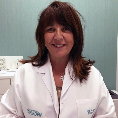Dra.Andrea Edo Soler Ginecóloga