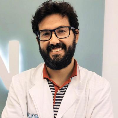 Daniel Romero Esteban - Endocrino