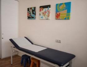 Sala de tratamiento Pediatra