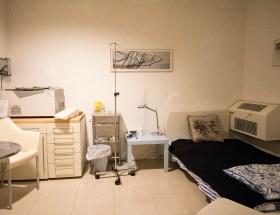 Sala de tratamiento Internista