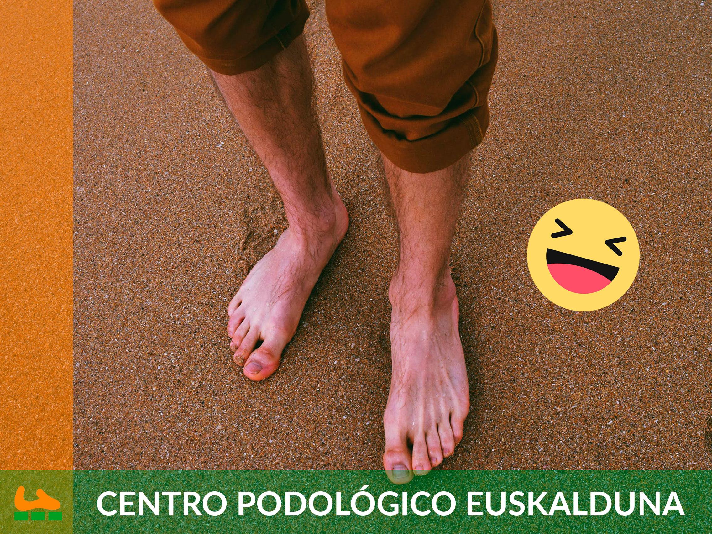 Mitos populares graciosos sobre los pies