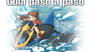Guia completa de Pokémon Ranger: Sombras de Almia