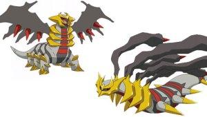 Pokémon.com revela el nombre oficial de las formas de Giratina