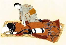 shiatsu cinese storia massaggio